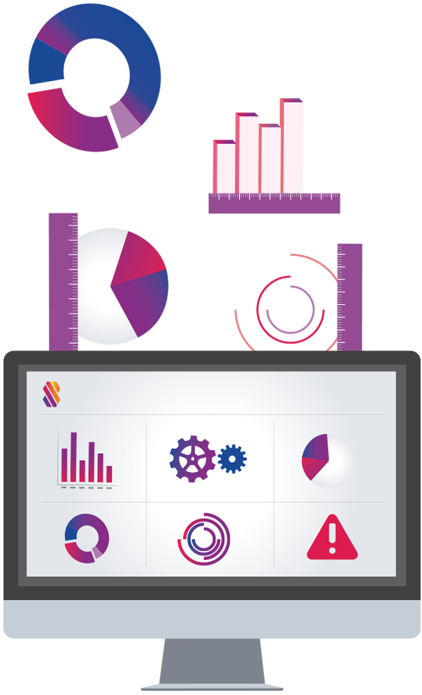 Siderian Cloud demo omgeving - BPM, BI en data management