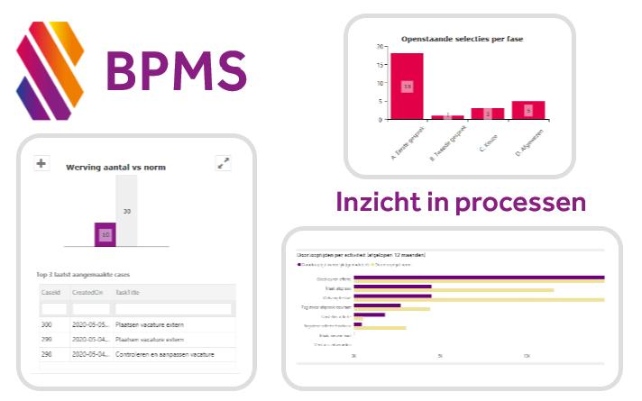 Een BPMS en inzicht in processen